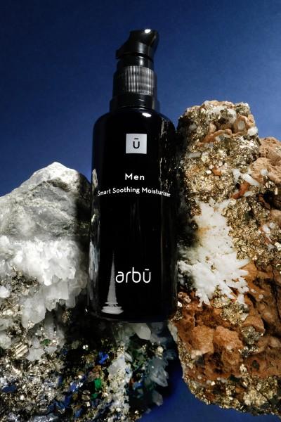 men cosmetics smart soothing moisturizer