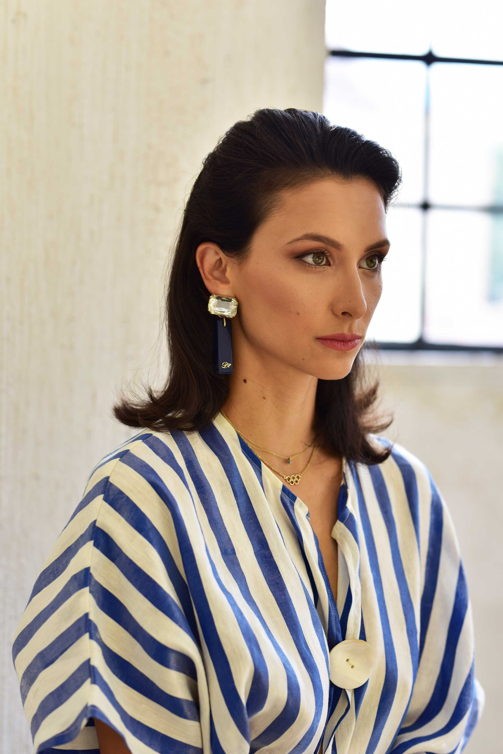 Jolita - arbū's brand ambassador close up